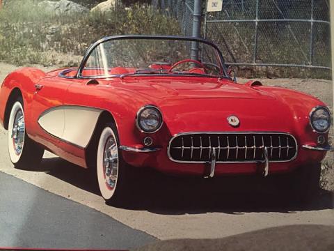 Hohn 1956 Corvette