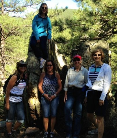 TORCA Hikers June 14 2016